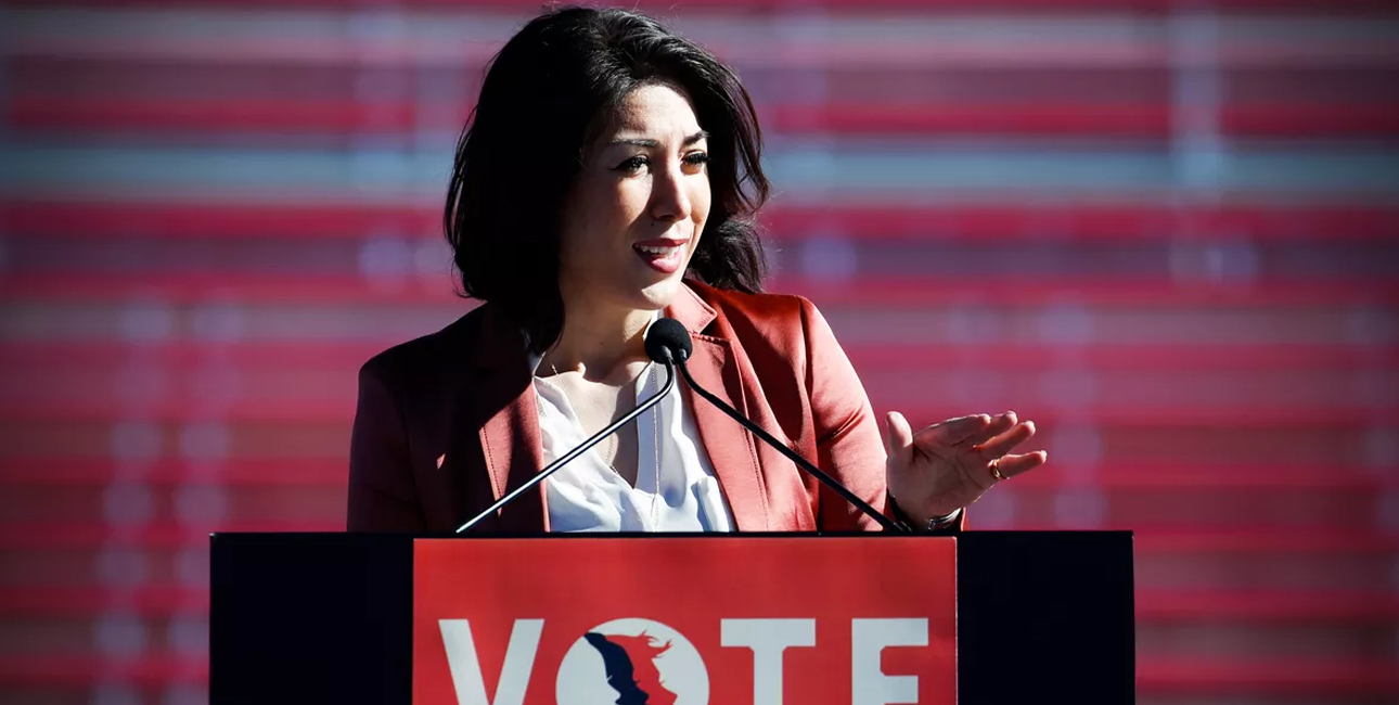 Can Paulette Jordan Bust Idaho's Republican Stronghold?
