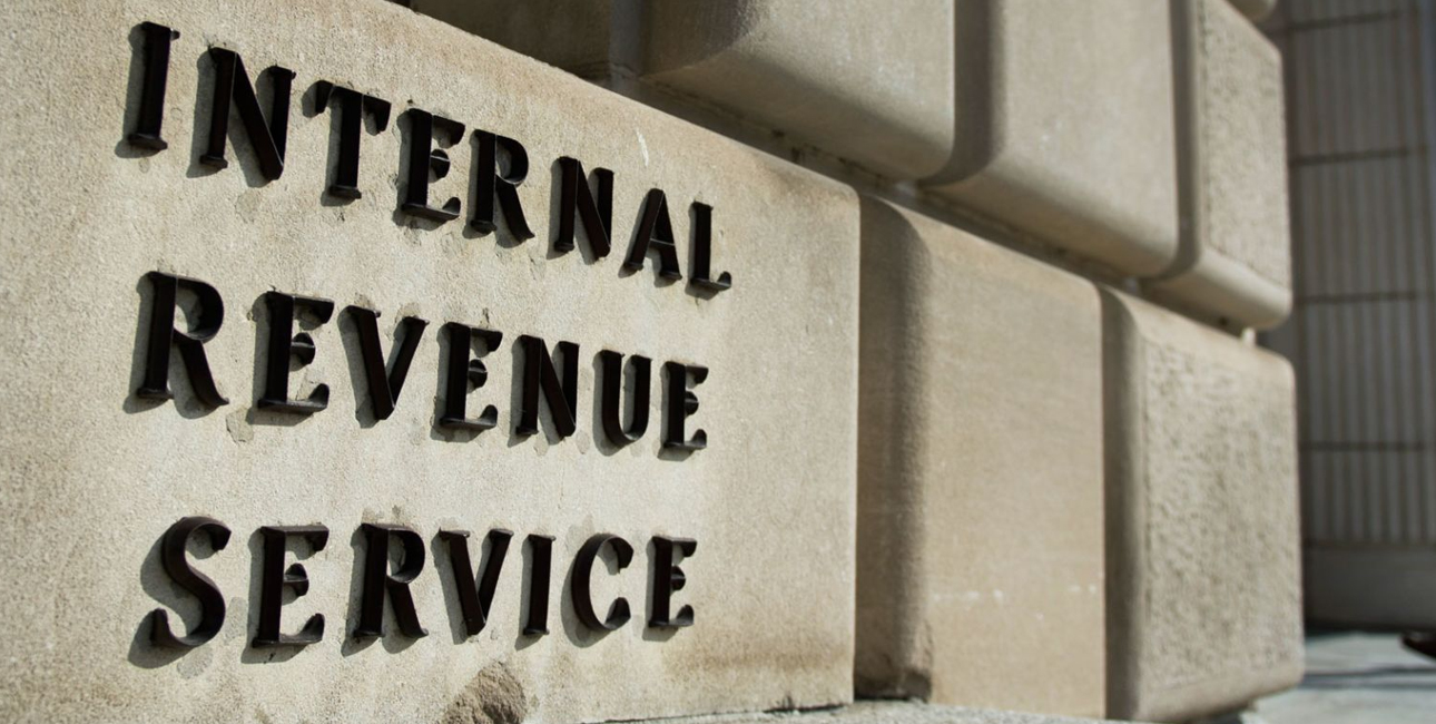 Political Battle Over IRS Head